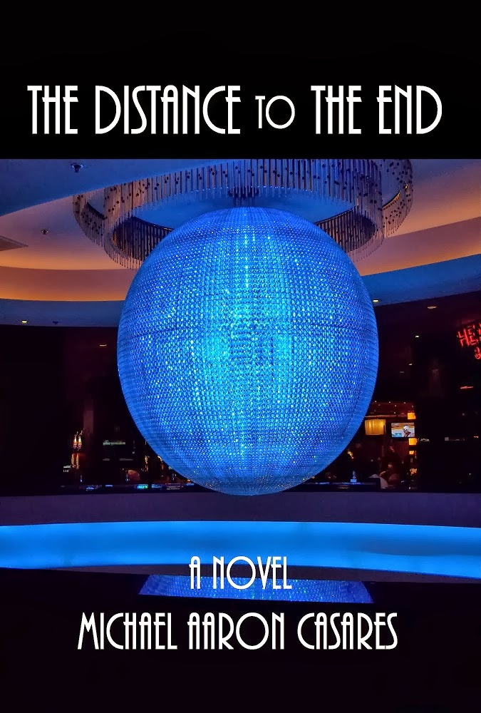 The Distance To The End - Book