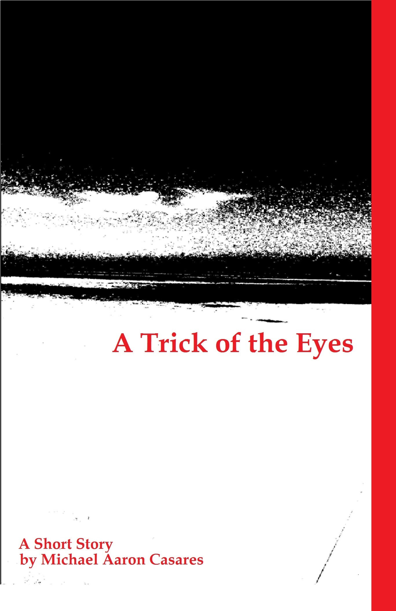 A Trick of the Eyes - Book