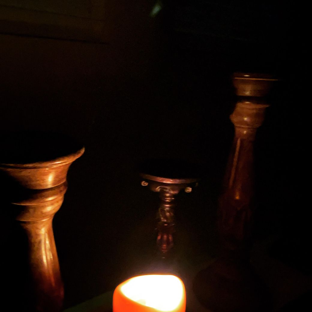 White Hat WitchCraft - Sacred Candle of the Night